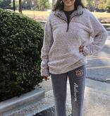 AU Tigers Auburn Ladies Marble Knit Pants
