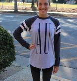 Tigerwear Stretch AU Ladies Raglan Long Sleeve T-Shirt