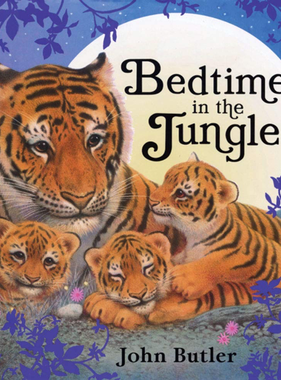 Peachtree Publishers Bedtime in the Jungle