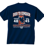 Ever to Conquer 2019 Iron Bowl Youth Short Sleeve T-Shirt