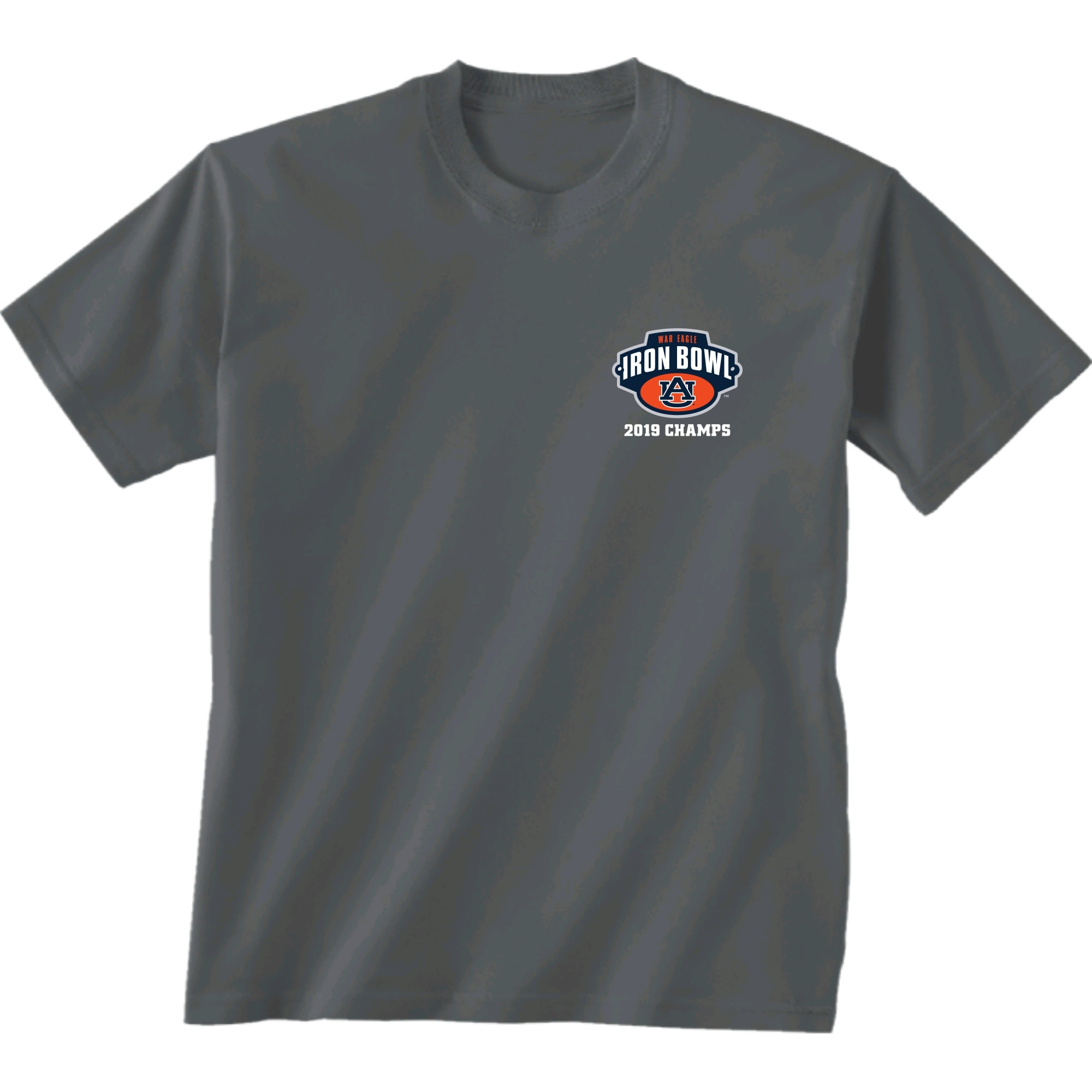 Rock and Rolled 2019 Iron Bowl T-Shirt