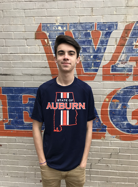 Under Armour State of Auburn Iron Bowl T-Shirt