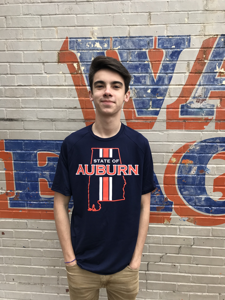 Under Armour State of Auburn T-Shirt