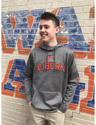 Under Armour Under Armour Embroidered Arch Auburn Fleece Hood