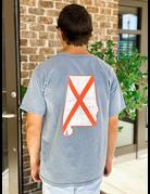 MV Sport State of AL State Flag T-Shirt