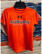 Under Armour Youth Auburn Baseball Youth Tech T-Shirt