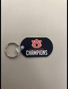 2019 Auburn Men's Basketball SEC Tournament Champions Keyring