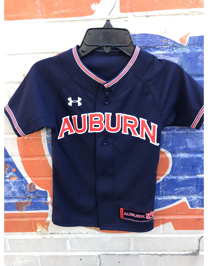 Youth Classic Auburn Baseball Jersey