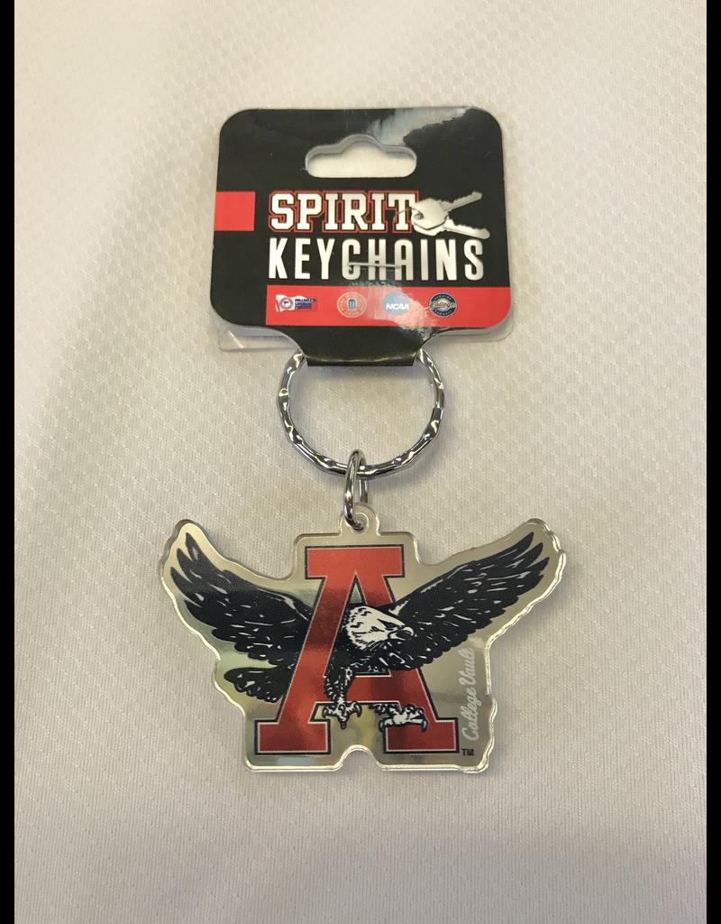 Vault Logo Eagle Thru A Spirit Keychain