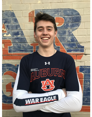 Under Armour Arch Auburn AU 2020 Shooter Shirt
