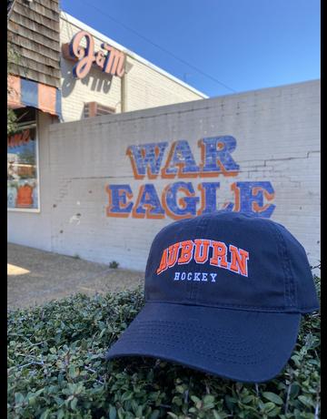 Arch Auburn Hockey Hat