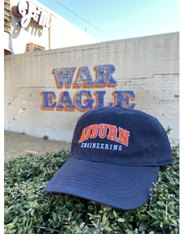 Arch Auburn Engineering Hat