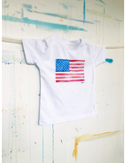 Watercolor Flag Youth T-Shirt
