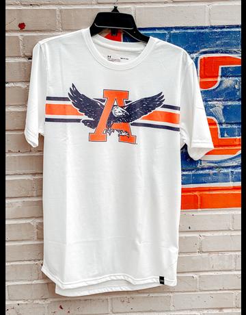 Under Armour Vintage Eagle Thru A Classic Stripe T-Shirt