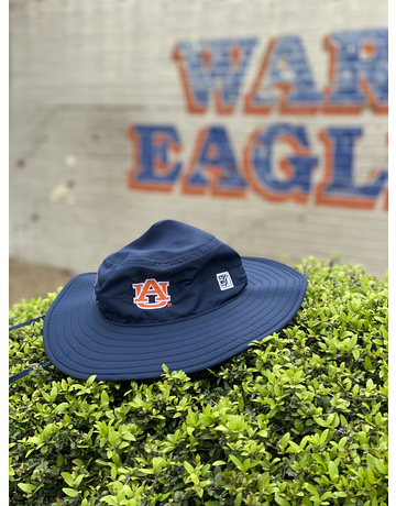 The Game AU Navy Bucket Hat