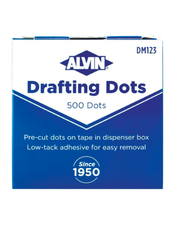 Drafting Dots by Alvin 500 count