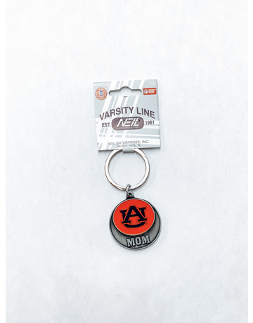 Orange Imprint Keychain (Mom | Dad | Grandma | Grandpa)