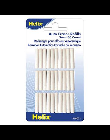 Eraser Helix Auto Refill 30Pk
