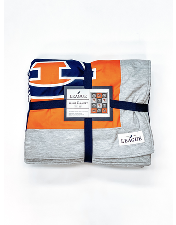 League Auburn Spirit Blanket