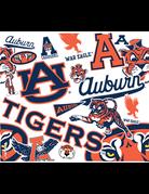 Tervis Tervis Auburn Vault Logos 16 oz Tumbler