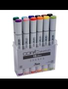 Copic Sketch marker basic set 12