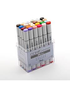 Copic Sketch marker basic set 24