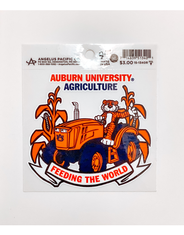 Tractor Ag Decal