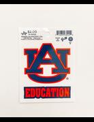 AU Education decal