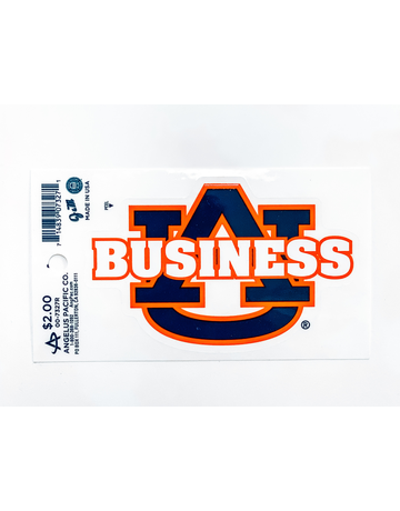 AU Business Decal