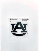 AU Black Decal