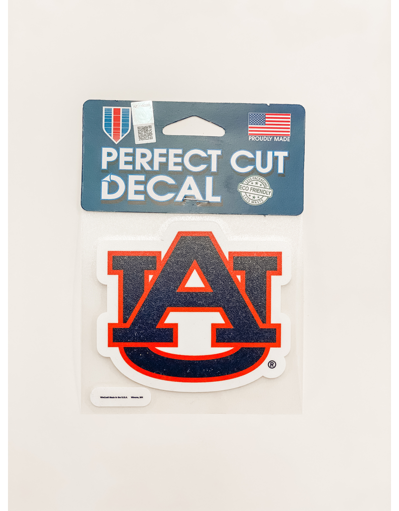 AU Perfect Cut Decal