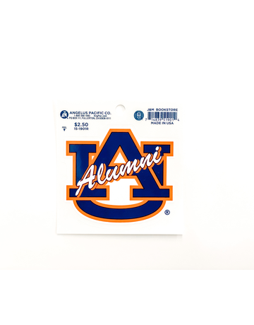 AU ALUMNI Decal