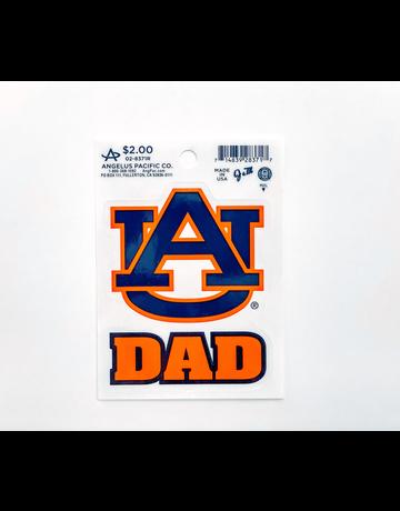 AU Dad Decal
