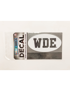 WDE Decal