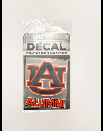 AU Alumni Decal