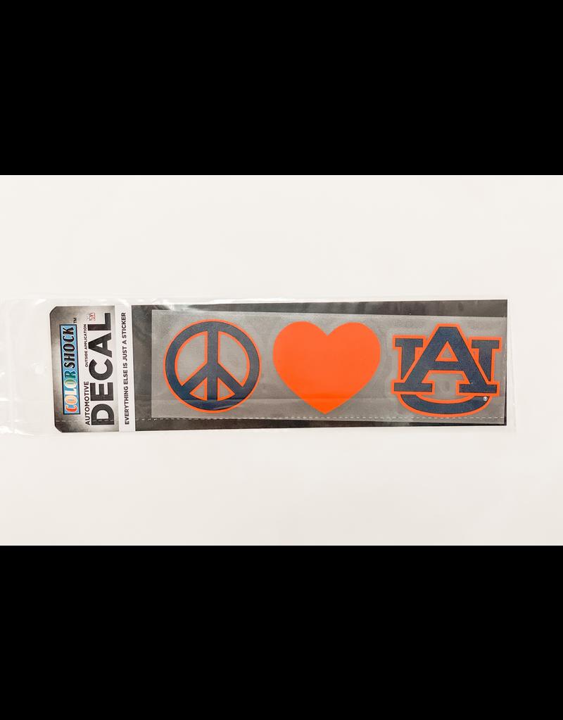 Peace Heart AU Decal