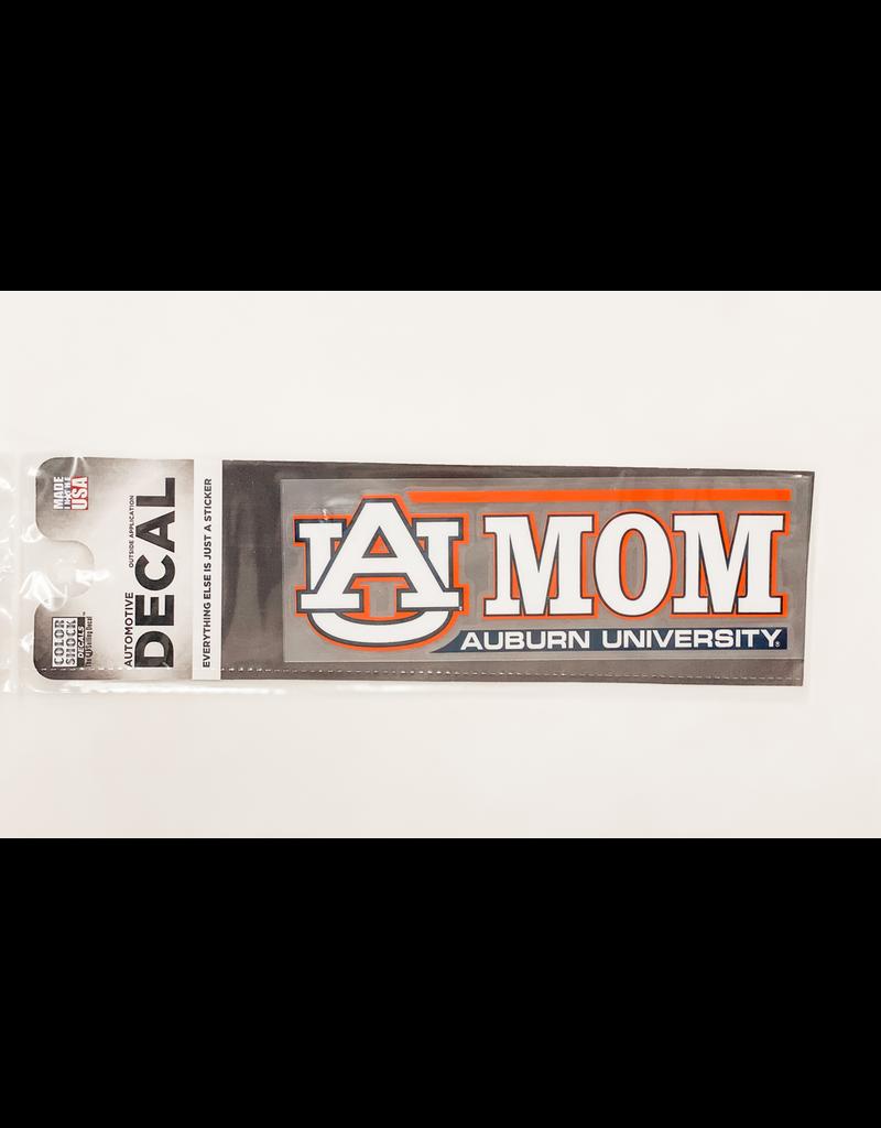 AU Mom Auburn University Decal