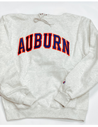 Arch Auburn Embroidered Fleece Hoodie