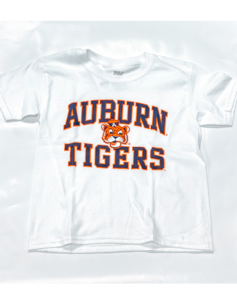 MV Sport Auburn Vintage Aubie Tigers Youth T-Shirt