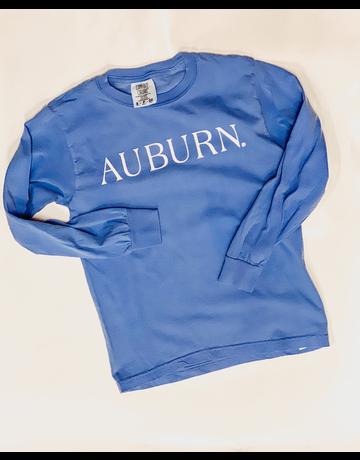 MV Sport Classic Auburn Youth Long Sleeve T-Shirt