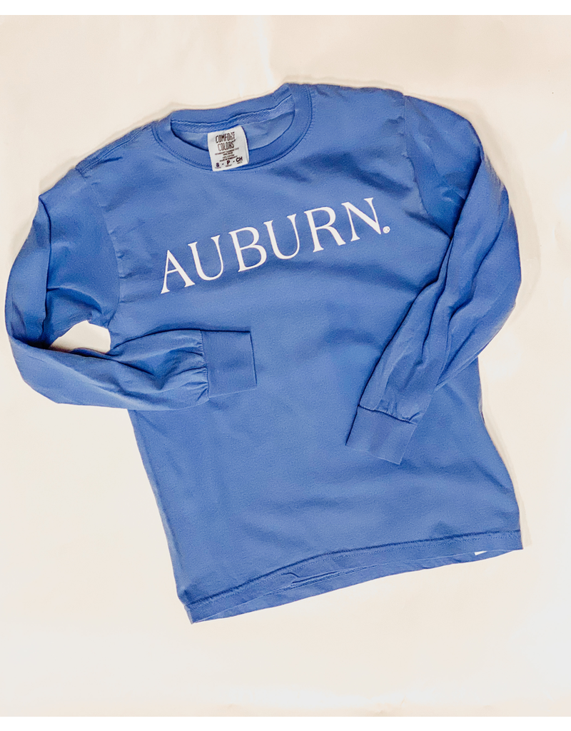 MV Sport Classic Auburn Youth Long Sleeve T-Shirt