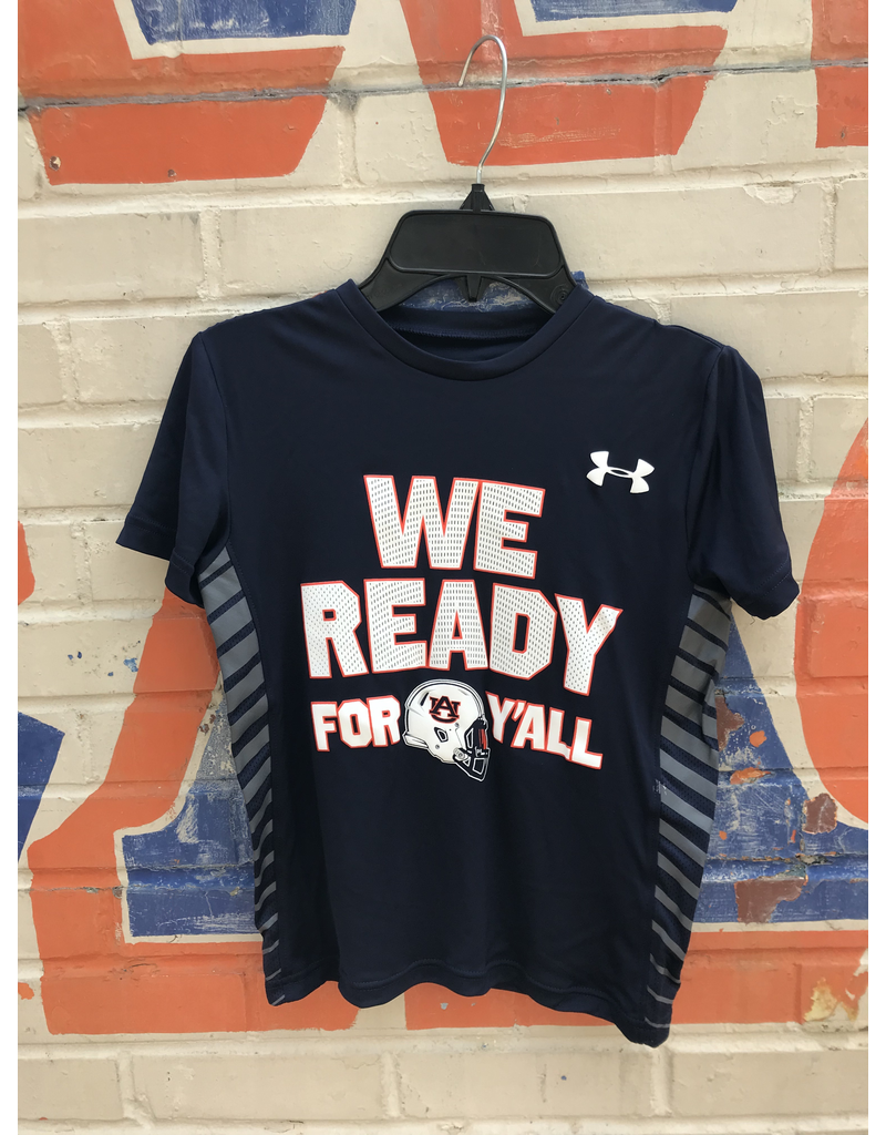 Under Armour We Ready For Y'ALL Youth T-Shirt