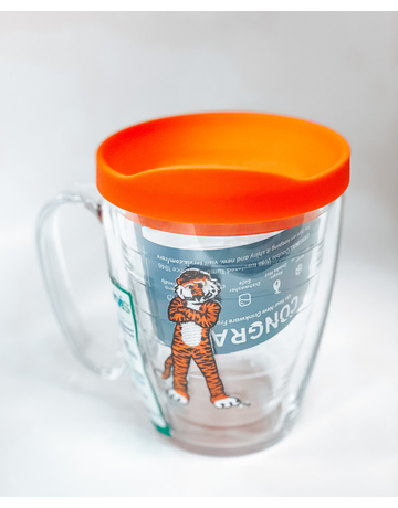 Tervis Tervis Standing Aubie Mug with Handle