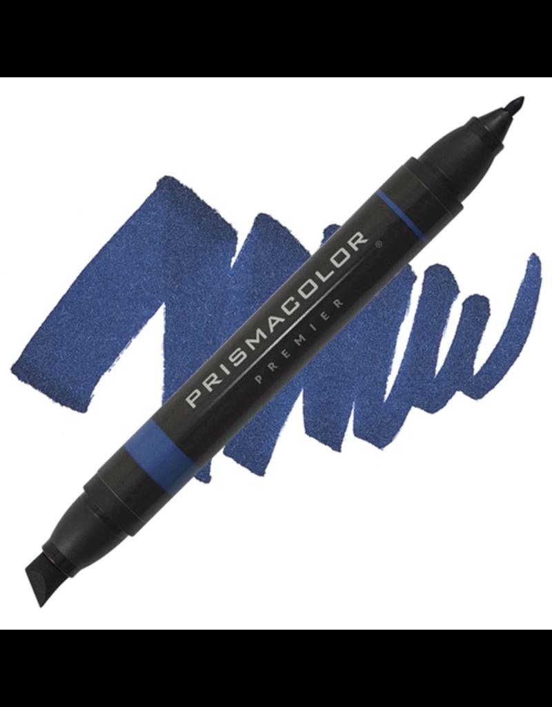Prismacolor Premier Chisel/Fine Tip Marker-Blues and Violets