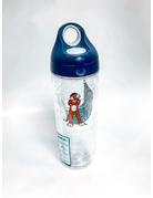 Tervis Tervis Aubie Patch 24 oz Water Bottle with Navy Top