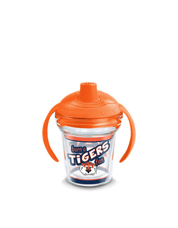 Tervis Tervis Auburn Tigers Born a Fan Sippy Cup