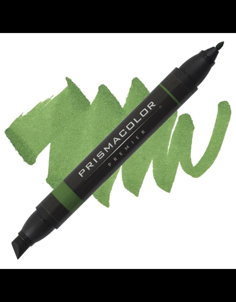 Prismacolor Premier Chisel/Fine Tip Marker-Greens