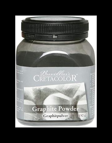 Graphite Powder 150g Jar
