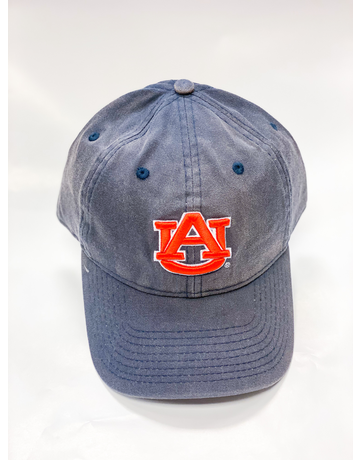 The Game Distressed Navy AU Hat