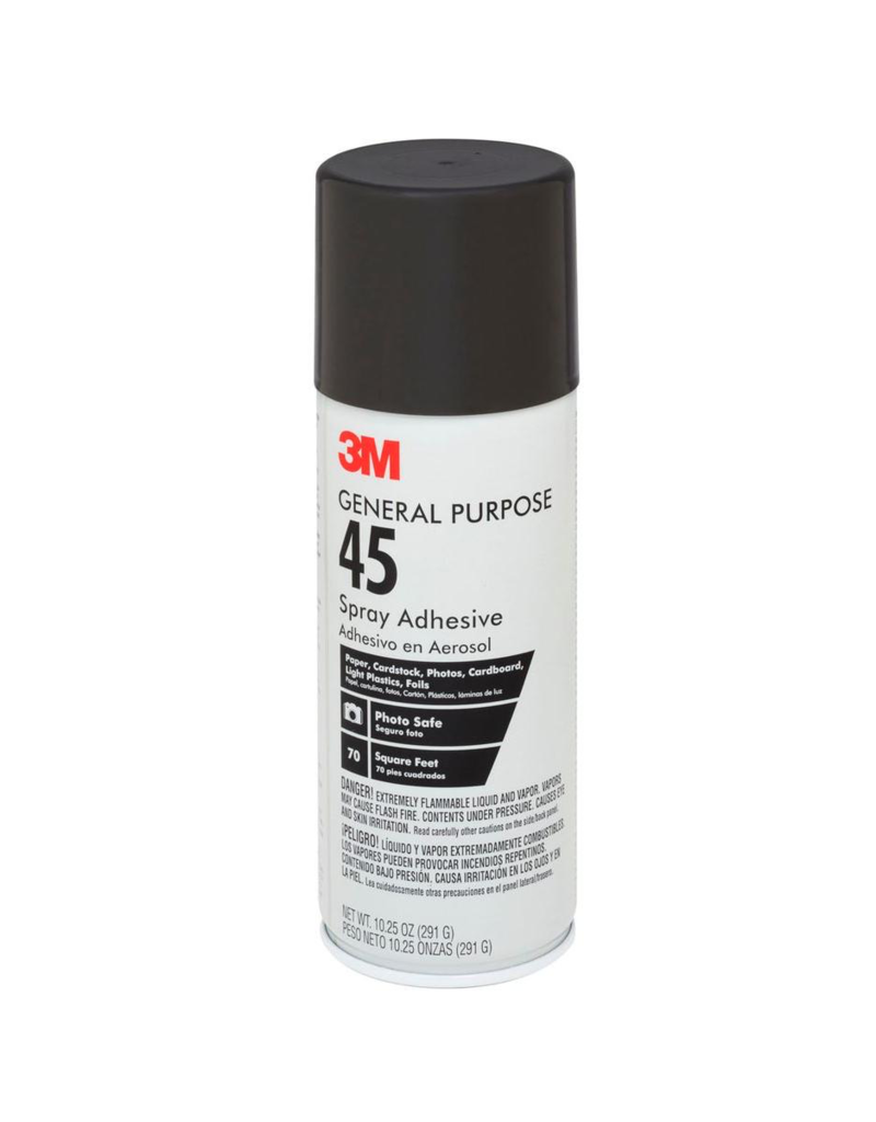 Spray Adhesive 45 General 10.25 oz